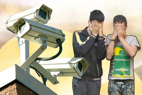 مقاله ی کامل درباره دوربین های مداربسته